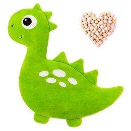 Развивающие игрушки - Развивающая игрушка-грелка 'Динозавр', 0