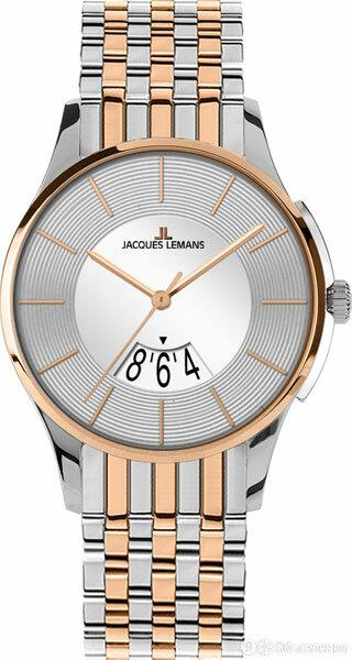Наручные часы Jacques Lemans 1-1821C по цене 14850₽ - Наручные часы, фото 0