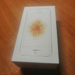 Прочие запасные части - Iphone se gold коробка, 0