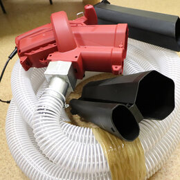 Спецтехника и навесное оборудование - Выдувная установка для монтажа эковаты, 0