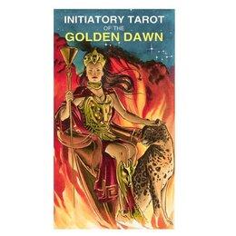Товары для гадания и предсказания - Таро Ритуалы ордена Золотой Зари (Рук-во и карты), 0
