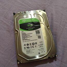 Жёсткие диски и SSD - Жесткий диск 2 Тб Seagate, 0