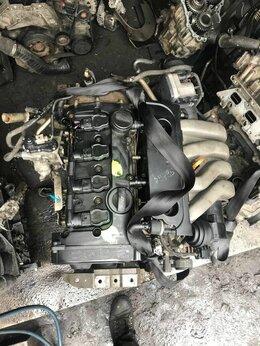 Двигатель и топливная система  - Двигатель Volkswagen Passat 2.0i 150 л/с BLY, 0