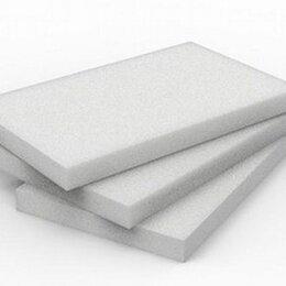 Изоляционные материалы - Пенопласт ппс16Ф 50х1000х1000 мм, 0