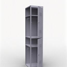 Мебель для учреждений - Верстакофф Шкаф ШР-12 L400 (доп. секция), 0
