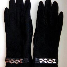 Перчатки и варежки - Замшевые перчатки, 0