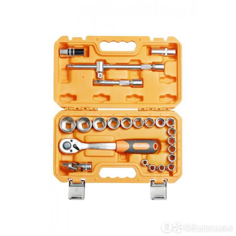 Набор головок и принадлежностей Airline AT-24-02 по цене 4042₽ - Наборы инструментов и оснастки, фото 0
