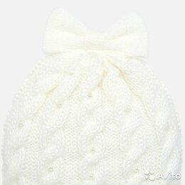 Головные уборы - Шапка шарф и рукавички Mayoral для девочки, 2 года, 0