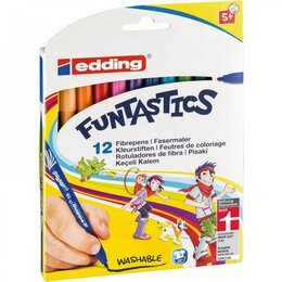 Рисование - Фломастеры EDDING 15 Funtastics, 0