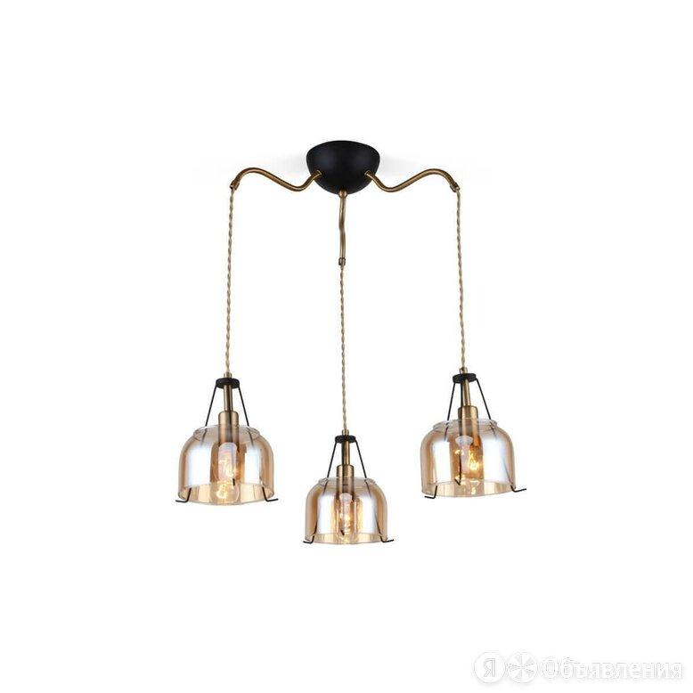 Подвесная люстра Rivoli Pilar 5040-203 Б0044518 по цене 8609₽ - Люстры и потолочные светильники, фото 0