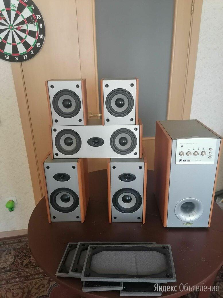 Акустическая система 5.1 sven ihoo-mt5.1r по цене 5000₽ - Акустические системы, фото 0