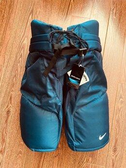 Аксессуары - Новые хоккейные трусы Nike Bauer Pro Stock navi…, 0