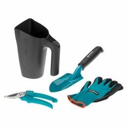 Мини-инструменты - Комплект садовых инструментов Gardena Домашнее садоводство, 0