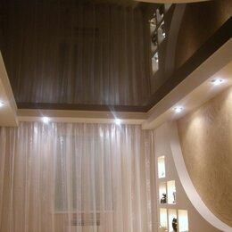 Потолки и комплектующие - Натяжной потолок в спальню, 0