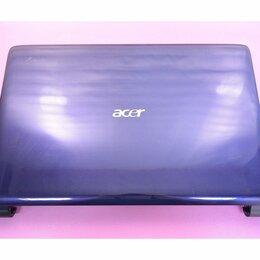 """Корпуса - Acer Aspire 7535 7535G 17.3"""" крышка матрицы Blue, 0"""