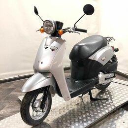 Мото- и электротранспорт - Скутер Honda Today 2002 г.в., 0