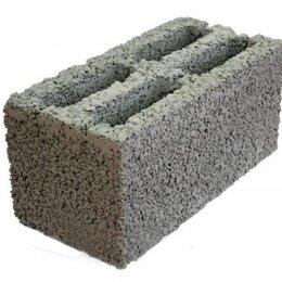 Строительные блоки - Керамзитный блок 400*200*200, 0