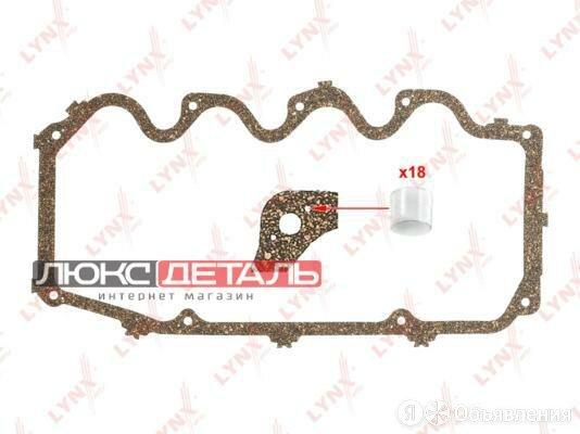 LYNXAUTO SG1288 Прокладка крышки головки цилиндра  по цене 475₽ - Двигатель и комплектующие, фото 0
