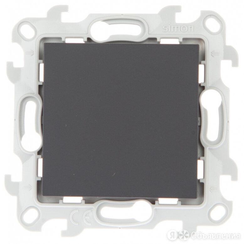Однополюсный выключатель Simon 2450101-038 по цене 417₽ - Электроустановочные изделия, фото 0