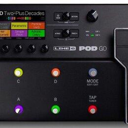 Процессоры и педали эффектов - Line 6 POD Go гитарный процессор эффектов, 0