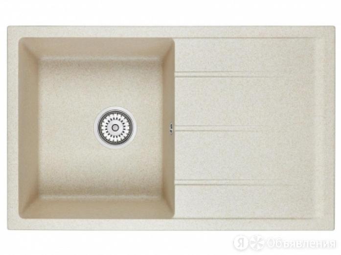 Кухонная мойка Emar EMQ-1800.Q Берилл по цене 10368₽ - Кухонные мойки, фото 0