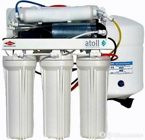 Atoll A-550 CP EM по цене 21000₽ - Фильтры для воды и комплектующие, фото 0