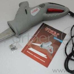 Электрические ножницы - Ножовка электрическая Ставр НЭ-550 (6шт) 550Вт, 300-3400 ходов/мин, ход пильн..., 0