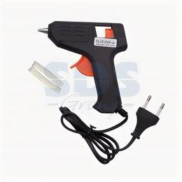 Клеевые пистолеты - Пистолет клеевой 15Вт малый  (в блистере) под стержень 7мм PROCONNECT (1/1/36), 0