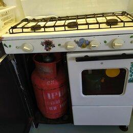 Плиты и варочные панели - Плита газовая +2 балона, 0