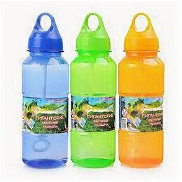 Бутылки - Мыльные пузыри Гигантские бутылка 230мл.венчик для мыл.пузыр. внутри Т59670, 0