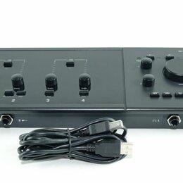 Оборудование для звукозаписывающих студий - M-Audio Fast Track C600 USB аудио интерфейс USED, 0