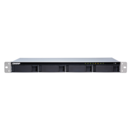 Сетевые накопители - Сетевое хранилище QNAP TS-431XEU-8G, 0
