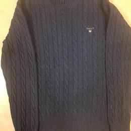 Свитеры и кардиганы - Мужской пуловер Gant, 0