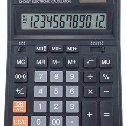 Калькуляторы - Калькулятор  настольный  Skainer SK-444L  12 раз. (аналог SDC-444s), 157*200*32м, 0