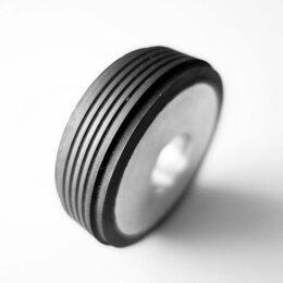 Запчасти к аудио- и видеотехнике - Ролик прижимной - для студийного магнитофона Mechlabor STM 600 - 610, 0