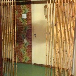 Ширмы - Декоративная перегородка из бамбука, 0