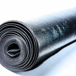 Изоляционные материалы - Утеплитель НПЭ с металлизированной пленкой двухсторонний 3мм*25*1м СДМ, 0