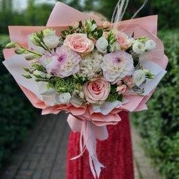 Цветы, букеты, композиции - Нежный букет цветов, 0