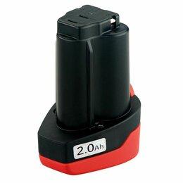 Аккумуляторы и зарядные устройства - Аккумулятор metabo 10.8в(12в), 2.0 ач, li-ion, 0