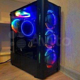 Настольные компьютеры - Игровой пк/ AMD Ryzen 5 1600X /gtx 1050ti 4 gb, 0
