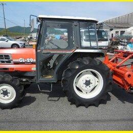 Мини-тракторы - Kubota GL-29 мини трактор с кабиной, 0