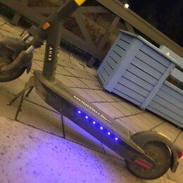 Самокаты - Электросамокат ninebot kickscooter zing e8, 0