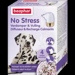 Аксессуары для амуниции и дрессировки  - No Stress диффузор со сменным блоком для собак 60мл, 0