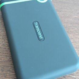 Внешние жесткие диски и SSD - Внешний жесткий диск Transcend StoreJet 25M3, 500 GB, 0