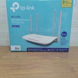 Оборудование Wi-Fi и Bluetooth - Роутер TP-Link Archer C50 Новый, 0