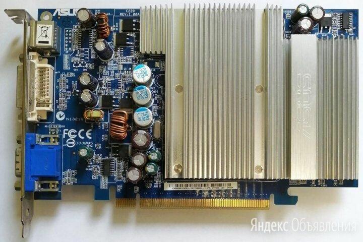 Видеокарта ASUS EN6600/TD/128/M/A по цене 500₽ - Видеокарты, фото 0