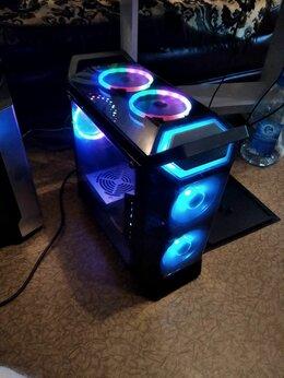 Настольные компьютеры - Игровой ПК i3 10100uhd630 16gb ssd480 hdd320, 0
