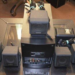 Компьютерная акустика - Активная 5.1 акустика Cambridge SoundWorks DTT2200, 0