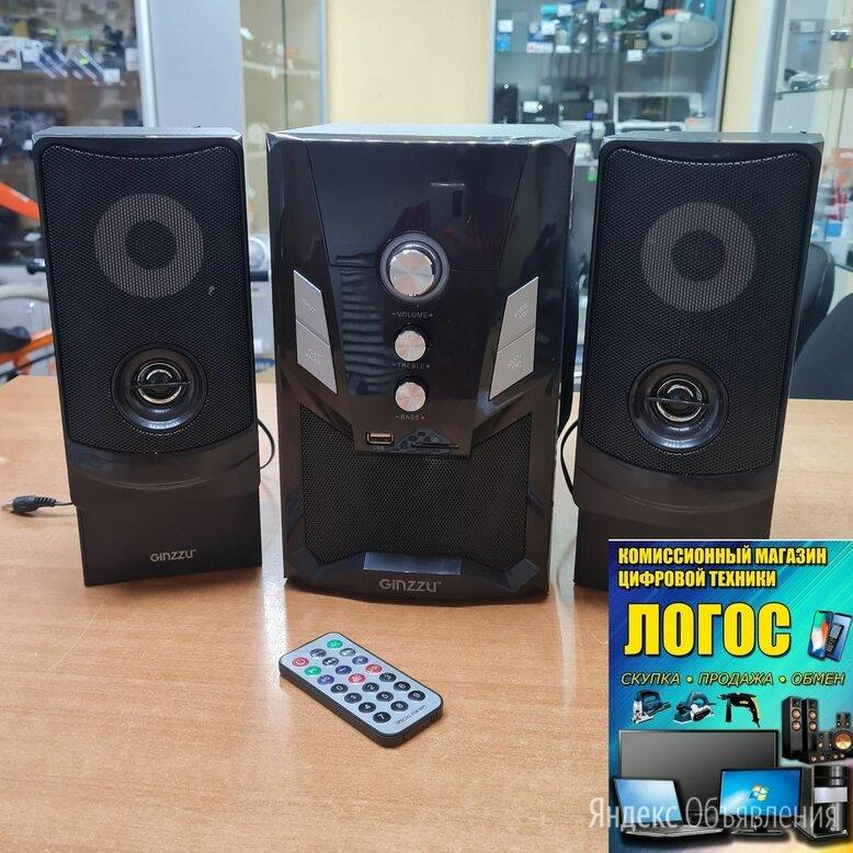 Компьютерная акустика Ginzzu GM-415 по цене 3000₽ - Акустические системы, фото 0