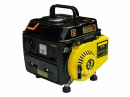 Электрогенераторы - Генератор бензиновый Auster SGG-950 950 Вт, 0